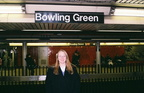 Heather at Bowling Green station