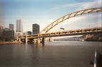 Pittsburgh and the Ft. Pitt Bridge
