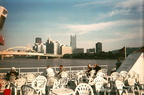 Pittsburgh and the Ft. Duquesne Bridge